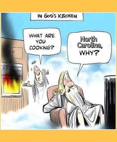 """""""In God's Kitchen"""" - He's cooking Missouri 😂 Hot Weather Humor, Weather Memes, Funny Weather, Arizona Humor, South Carolina, Gods Kitchen, Sutra, Funny Memes, Hilarious"""