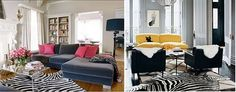 Impart a new look to your house by using animal print decorating ideas