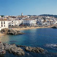 Calella de Palafrugell by Costa Brava Pirineu de Girona