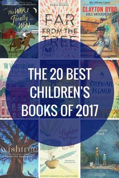 The 20 Best Children's Books of 2017