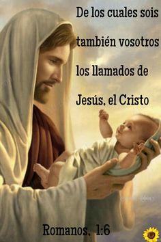 ARACELI MALPICA- Posters : ROMANOS 1:6 De los cuales sois también vosotros, los llamados de Jesús, el Cristo