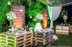 Aluguel de decoração para casamento - ZIP Anúncios