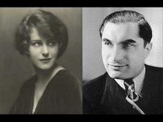 """Joseph Schmidt & Grace Moore live in 1937 - """"La boheme"""" act I finale"""