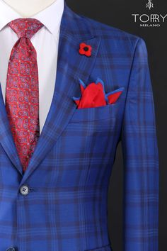 Coming soon🔜🔜🔜 in 🔝🔝 Mens Attire, Mens Suits, Electric Blue Suit, Luxury Mens Clothing, Blue Suit Men, Blazer Outfits, Mens Fashion, Style Fashion, Dapper