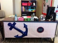I need to do this to my desk!!