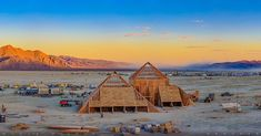 BURNING MAN  Take a Look at the Best Structures of Burning Man 2016