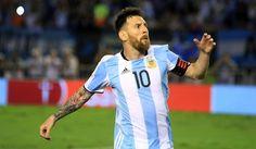 Una Argentina sin #Messi, una #Argentina sin rumbo De mantenerse el castigo, Messi se perderá los partidos ante #Uruguay, como visitante, y #Venezuela y #Perú, como local.
