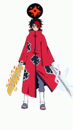 Anime Naruto, Anime Ninja, Naruto Boys, Naruto Fan Art, Naruto And Sasuke Wallpaper, Wallpaper Naruto Shippuden, Naruto Oc Characters, Black Anime Characters, Mangekyou Sharingan