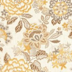 TEMARA TURMERIC - Gray/Silver - Shop By Color - Fabric - Calico Corners