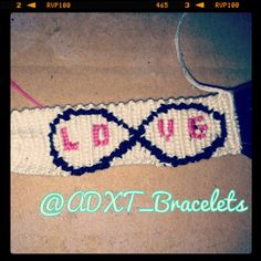 Added by Chirish  Friendship bracelet pattern 8672
