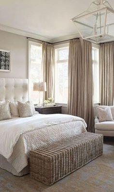 Inspiring modern farmhouse bedroom decor ideas (15)