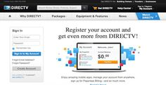 Direct TV Bill Pay