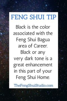 Feng Shui to boost your career by knowing the Feng Shui area in your home where . - Feng Shui to boost your career by knowing the Feng Shui area in your home where black is best used. Feng Shui Basics, Feng Shui Rules, Feng Shui Items, Feng Shui Art, Feng Shui Design, Feng Shui Studio, Consejos Feng Shui, Feng Shui Bathroom, Feng Shui History