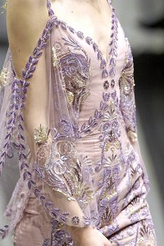 Ciara's clothes at court [Rew Elliott: Blissnippets: Zuhair MuradHaute Couture Fall 2007.]