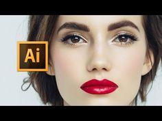 Adobe Illustrator CC - Line Art Tutorial - LIVE #3 on Monday 4 July 2016 20:00 BST (UTC+1) UK - YouTube