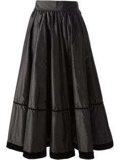 Yves Saint Laurent Vintage Flared Skirt - Dressing Factory - Farfetch.com