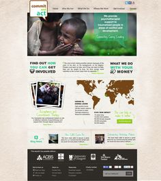 Charity Website  -  www.alidesign.co.uk