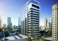 Resultado de imagen para edificios rem koolhas Tadao Ando, Skyscraper, Multi Story Building, Towers, Buildings, Facades, Skyscrapers