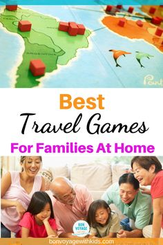 Bon Voyage With Kids shares family travel tips, family vacation ideas, and travel product suggestions to help families enjoy the journey of traveling with kids. Free Travel, Travel Usa, Travel With Kids, Family Travel, Kids Activities At Home, Vacation Games, Virtual Travel, Family Cruise, Learning Through Play