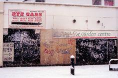 Peckham, Rye Lane Photo: Jake Tilson, 1990s
