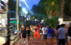 5th Avenue Playa Del Carmen is the place to be when here. Here you can shop, eat and just enjoy yourself.