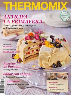 Thermomix magazine nº 95 [septiembre Magazine Thermomix, Spanish Food, Barbacoa, Learn To Cook, Bon Appetit, Make It Simple, Food And Drink, Cooking Recipes, Dishes
