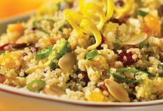 Make Ahead Quinoa Salad