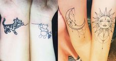 Image result for mother daughter tattoos