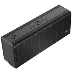 Blueotooth Speakers,DOSS SoundBox Color Portable Wireless Bluetooth Speakers with Stereo Sound and Enhanced Bass, 12 hours playtime and handsfree for iOS and Android devices[Galaxy Black] Waterproof Bluetooth Speaker, Car Audio, Listening To Music, Car Accessories, Speakers, Digital, Ph, Bass, Color
