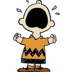 Resultado de imagen para charlie brown angry