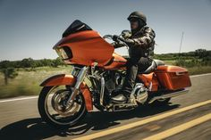 A year after its complete redesign the Road Glide motorcycle is still miles ahead of anything like it on the road. | 2016 Harley-Davidson Road Glide