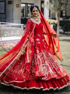 Indian Bridal Outfits, Indian Bridal Fashion, Pakistani Bridal Dresses, Indian Bridal Wear, Sikh Bride, Punjabi Bride, Bride Indian, Sikh Wedding, Punjabi Suits