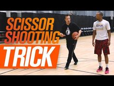 SCISSOR Shooting with Coach Nick from BBallbreakdown - basketballtips Basketball Shooting Drills, Basketball Plays, Basketball Workouts, Basketball Skills, Basketball Quotes, Basketball Coach, Soccer, No Crying In Baseball, Sports Training