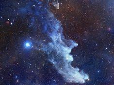 Nebulosa Cabeça da Bruxa ou IC 2118