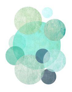 Triptych Blue Abstract Art Geometric Prints Set of 3 Creation Image, Geometric Wall Art, Geometric Prints, Affordable Wall Art, Scandinavian Art, Art Mural, Art Abstrait, Typography Prints, Triptych