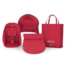 <p>Swap colors for your Chicco Urban