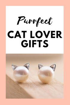 This Cat Jewelry is the purrfect gift for all Cat Lovers! Dog Jewelry, Animal Jewelry, Cat Lover Gifts, Cat Lovers, Personalized Phone Cases, Cat Products, Dog Necklace, Cat Ring, Ear Earrings