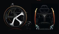 All wheelchairs should be designed like this>>> F1 engineering, materials and ergonomics in a 21st century wheelchair. Carbon Black is a made to measure fully carbon fibre chair available to buy in the EU.info@iimaginedesign.com www.iimaginedesign.com