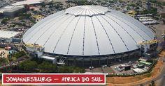 Ticketpro Dome na Africa do Sul - dentre os esportes mais praticados na África do Sul podemos citar futebol, rugby, golfe, atletismo, críquete e natação. Além desses, os esportes radicais estão presentes na cultura do povo, que apresenta perfil bem esportivo.   #engenharia #arquitetura #cursoparaarquiteta #cursoparaengenheiro #cursoautocad #cursorevit #sketchup #southafrica