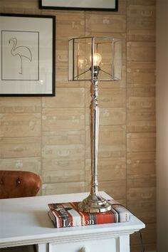 French Glass Lamp Shade Dia 25cm