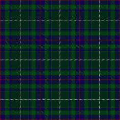 Tartan image: Fraser Gathering, Green (1997). Click on this image to see a more detailed version.