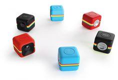 Families Will Love The Polaroid Cube Camera