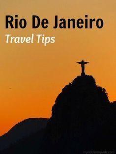 Insider travel tips - Things to do in Rio De Janeiro, Brazil