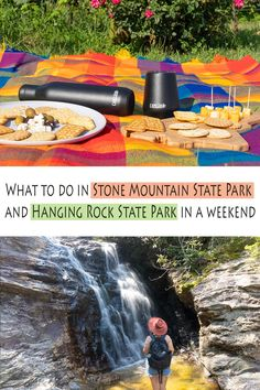 What To Do In Stone Mountain State Park and Hanging Rock State Park In a Weekend | Travel To Blank