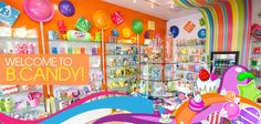 Candy heaven at B.CANDY in Corona del Mar
