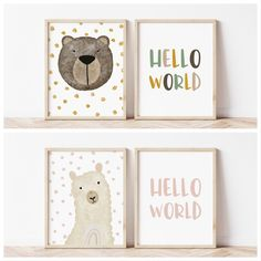Huge range of affordable + high quality wall art prints. Posters and printables for adult spaces, children's bedrooms, nursery and playrooms. Personalised initials. Typography and inspirational quotes to suit any decor or interior style. Soft pink toddler girls bedroom with wooden star wall hooks. Home decor // Kids bedroom design // posters #wallart #nursery #playroom