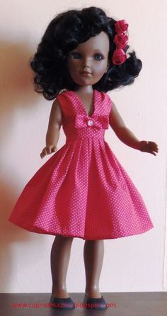 blog sobre manualidades ,crafts, muñecas, dolls, muñecas de papel, paper dolls, DIY, reciclaje, recycling, crochet, punto de cruz Doll Clothes Patterns, Clothing Patterns, Vestidos Nancy, Nancy Doll, 18 Inch Doll, Cute Dolls, Vintage Dolls, Couture, Beautiful Dolls