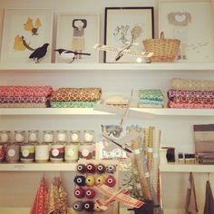 The wonderful Manos shop, Stockholm www. Manos.se | Flickr - Photo Sharing!