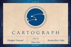 2010 Cartograph Pinot Noir Floodgate Vineyard
