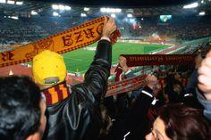 Soccer! la curva sud - go Roma!